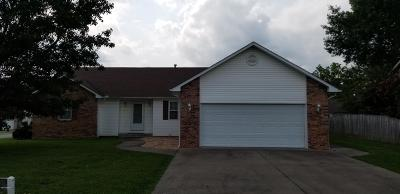 Carterville Single Family Home For Sale: 507 Abby Drive