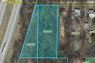 Benton Residential Lots & Land For Sale: Creston St