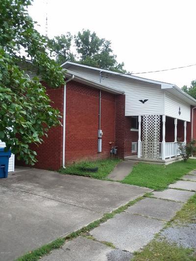 Benton Single Family Home For Sale: 309 Mitchell Street