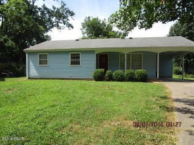 Murphysboro Single Family Home For Sale: 29 Candy Lane