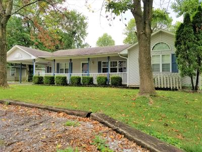 West Frankfort Single Family Home For Sale: 603 N Jefferson Street