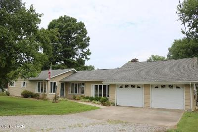 Carterville Single Family Home For Sale: 5718 E Grand Avenue