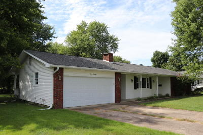Carterville Single Family Home For Sale: 313 Eaton Street