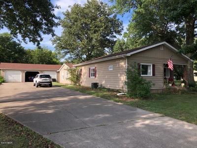Benton Single Family Home For Sale: 403 W Hudelson Street