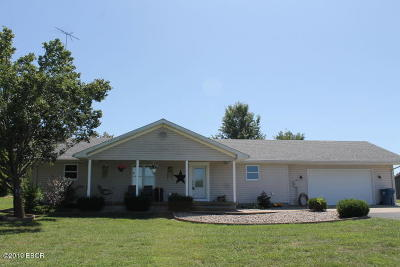 West Frankfort Single Family Home For Sale: 15124 State Highway 149