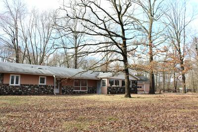 Carbondale Single Family Home For Sale: 189 Woodhaven Road