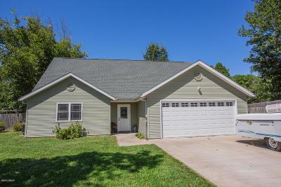 Carterville Single Family Home Active Contingent: 206 Noah Lane