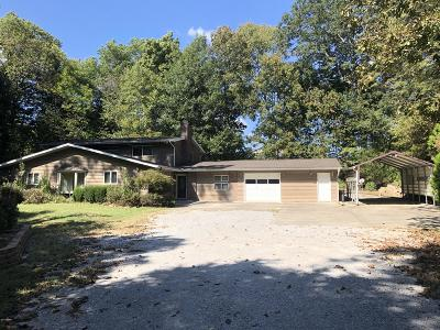 Carbondale IL Single Family Home For Sale: $245,000
