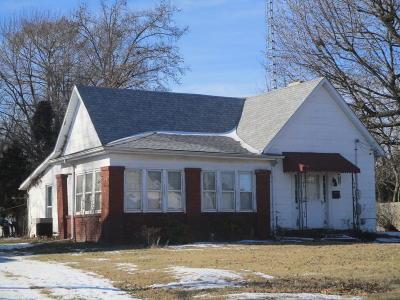 Benton Single Family Home For Sale: 507 S Main Street