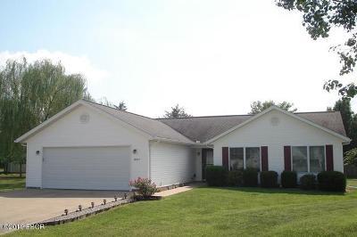 Carterville Single Family Home For Sale: 12207 Roseman Court