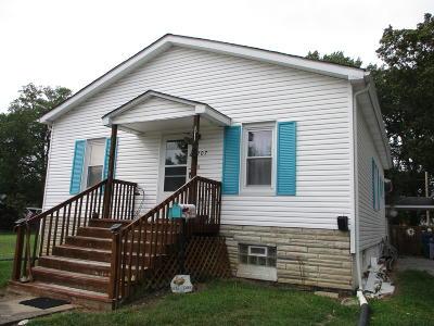 Benton Single Family Home For Sale: 207 W 4th Street