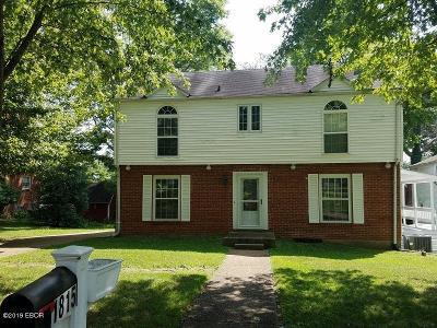 Mt. Vernon Single Family Home For Sale: 1815 Isabella Avenue