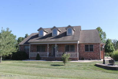 Carterville Single Family Home For Sale: 607 Arbor Drive