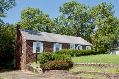 Carbondale Single Family Home For Sale: 204 N Parrish Lane