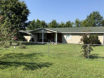 Marion Single Family Home Active Contingent: 10381 Khoury League Road