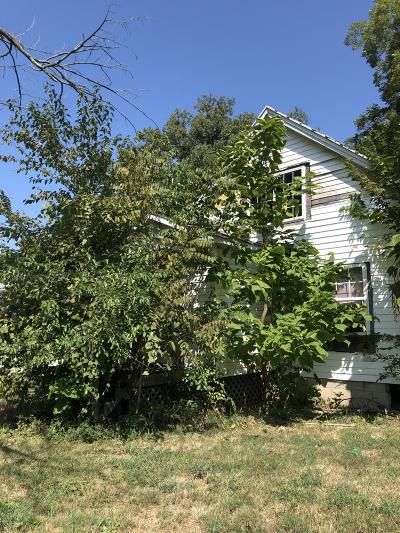 Benton Single Family Home For Sale: 427 W Webster Street