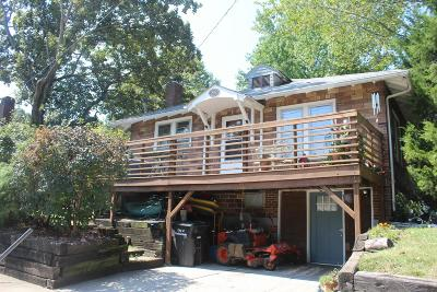 Carbondale Single Family Home For Sale: 502 N Bridge Street