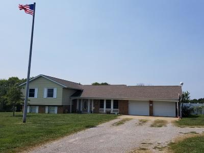 Murphysboro IL Single Family Home For Sale: $199,900