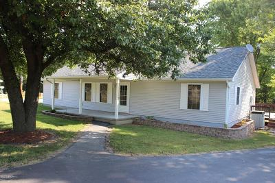 Marion Single Family Home For Sale: 14786 Old Frankfort Road