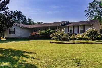 Marion Single Family Home For Sale: 7915 Sunnybrook Road