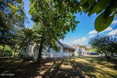 Marion Single Family Home For Sale: 14892 Fowler School Road