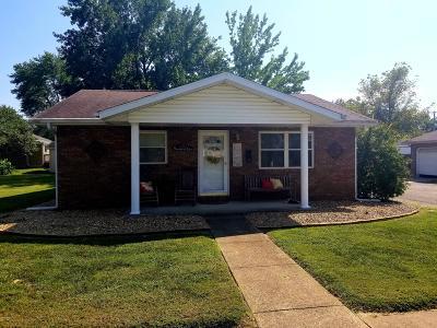 Marion Single Family Home For Sale: 1001 E Boulevard Street
