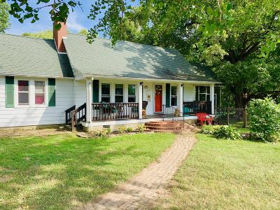 Carbondale Single Family Home For Sale: 2125 N Reed Station Road