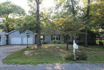 Marion Single Family Home For Sale: 1521 Kingston Drive