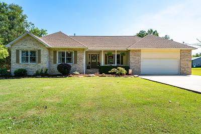 Carterville Single Family Home For Sale: 11554 Hafer Road