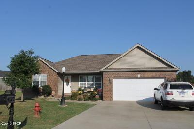 Carterville Single Family Home For Sale: 1304 Hillside Court