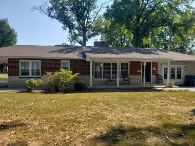 Mt. Vernon Single Family Home For Sale: 25 N Highland Place