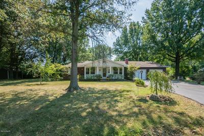 Benton Single Family Home Active Contingent: 402 W Bond Street