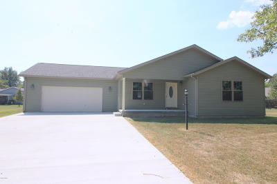 Jackson County, Williamson County Single Family Home For Sale: 600 E Carroll Street