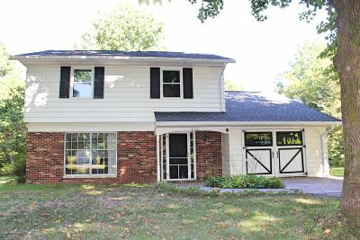 Jackson County, Williamson County Single Family Home For Sale: 333 S Hunt Road Road