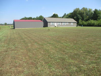 West Frankfort Single Family Home For Sale: 10045 Freeman Spur Road