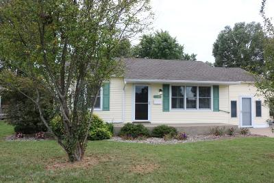 Jackson County, Williamson County Single Family Home Active Contingent: 1703 W Cherry Street