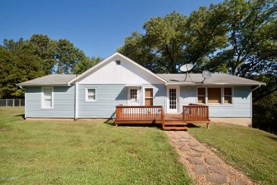 Jackson County, Williamson County Single Family Home For Sale: 550 Midland Hills Road