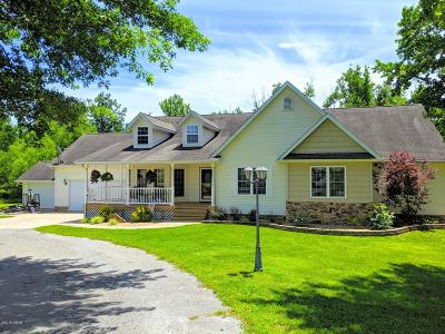 Jackson County, Williamson County Single Family Home For Sale: 11674 Hafer Road