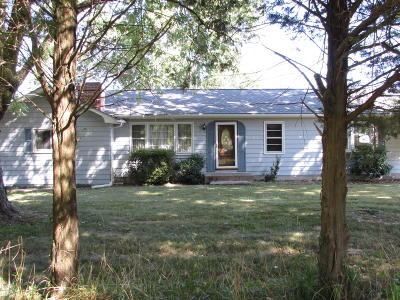 Carbondale Single Family Home For Sale: 1 Trenton Road