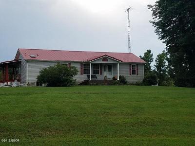 Mt. Vernon Single Family Home For Sale: 6695 E Richview Road