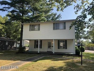 Benton Single Family Home For Sale: 316 S Pope Street