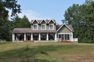 Mt. Vernon Single Family Home For Sale: 17299 E Marlow Road