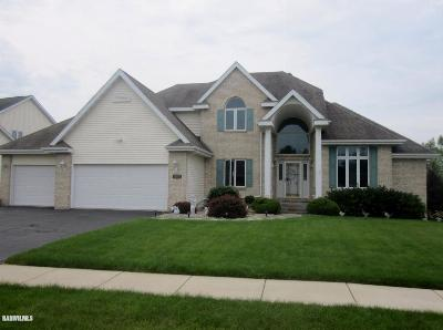 Freeport IL Single Family Home Sold: $234,500