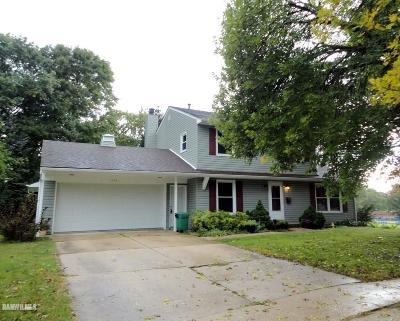 Freeport IL Single Family Home Sold: $126,000