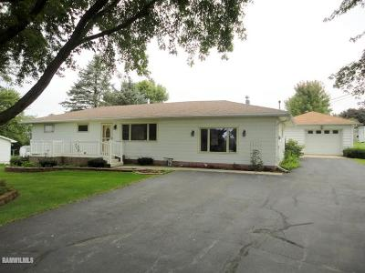 Freeport IL Single Family Home Pending Show: $69,900