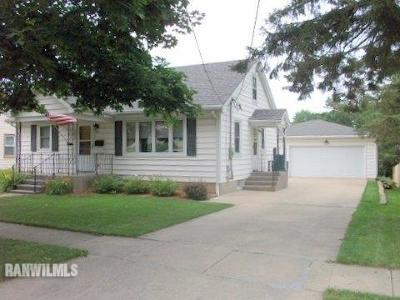 Freeport IL Single Family Home Sold: $62,900