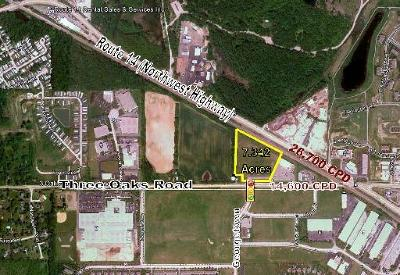 Cary Residential Lots & Land For Sale: Lot 2 Three Oaks Road