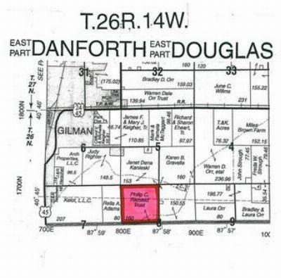 Lots and Land Sold: Sec 8 T26n, R14w