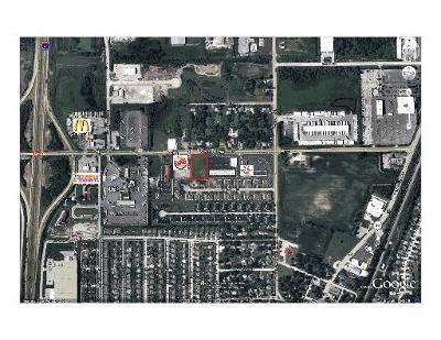 Crete, Monee Commercial For Sale: 5747 West Monee-Manhattan Road