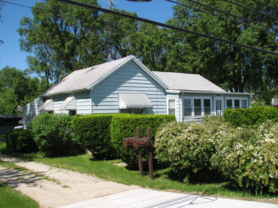Diamond Single Family Home For Sale: 1192 East Division (Route 113) Street
